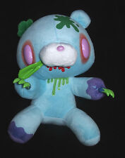 GLOOMY BEAR Blue Plush GLOOMY OF THE DEAD Chax GP TAITO JAPAN 30 CM