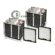 2x Heatsinks w/2x Intel 5130 2.00GHz Processors for Dell Precision 490 Comp