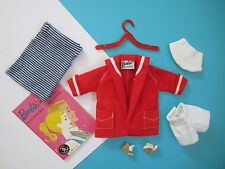 Barbie Vintage Near Complete Outfit RESORT SET #963 Minty Free Shipping USA
