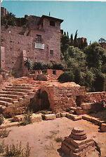 BF13760 malaga alcazaba spain anfiteatro romano  front/back image