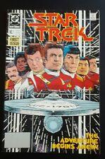 Star Trek #1 DC Comic Book October 1989