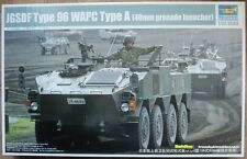 Trumpeter JGSDF Type 96 wapc Type a 40mm Grenade Launcher 1:35