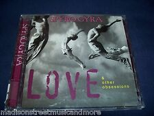 Love & Other Obsessions - Spyro Gyra (CD1995) Near Mint CD Fast FREE Shipping