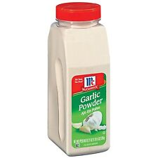 McCormick Garlic powder 21oz bottle Always Fresh Stock