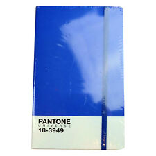 New Pantone Universe Notebook A5 Blue - 18-3949  - Free Shipping To USA