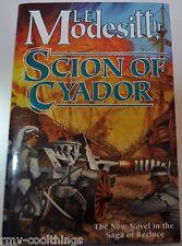 The Saga of Recluse 11th BOOK  OF SPELLSONG CYCLE SCION OF CYADOR, Modesitt