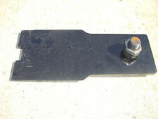 Bobcat Skid Steer Brush Cutter Blades with Bolt Nut and Washer - Ship $49