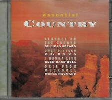 Essential Country CD 1996