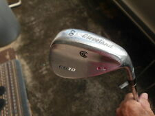CLEVELAND CG10 60*w/2 RED DOTS.WEDGE STEEL SHAFT GRIP OK