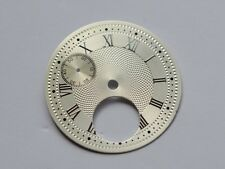 watch dial for ETA Unitas 6497 movement open barrel