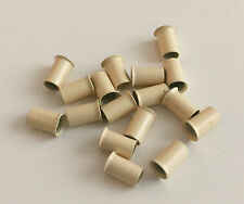 1000 Copper Micro Tubes Rings 3.5 x 3 x 6mm Links for Hair Extensions - I Tip