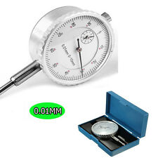 Precision Tool 0.01mm Accuracy Measurement Instrument Dial Indicator Gauge New
