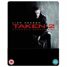Taken 2 Blu Ray Steelbook New And Sealed