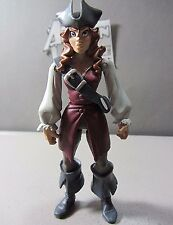 ELIZABETH SWANN Pirates Caribbean Animated SWASHBUCKLER Action Figure Toy ZIZZLE