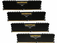 CORSAIR Vengeance LPX 32GB (4 x 8GB) 288-Pin DDR4 SDRAM DDR4 2400 (PC4 19200) De