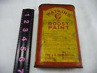 Vintage Watkins Roost Paint Metal Can