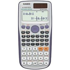 Casio fx-115ES PLUS Engineering/Scientific Calculator 1-Pack Purple, Silver NEW