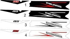 POLARIS RUSH PRO RMK 600 700 800 INDY pro 120 144 155 163 TUNNEL DECAL STICKER 1