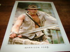 HARRISON FORD - MINI POSTER COULEURS RECTO VERSO !!!!