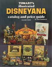 TOMART'S ILLUSTRATED DISNEYANA CATALOG & PRICE GUIDE volume 3 (1985) Tomart SC