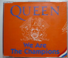 Queen-We Are the Champions-CD-Single > Freddie Mercury, Holland-output