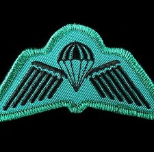 GENUINE AUSTRALIA COMMANDO SPECIAL FORCES PARA AIRBORNE WINGS BREVET PATCH