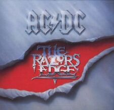 AC/DC 'THE RAZORS EDGE' 2009 LP VINYL NEW / FACTORY SEALED