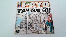 """TAM TAM GO! """"ESTE PAYO"""" CD SINGLE 1 TRACKS"""