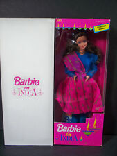 NIB BARBIE DOLL BARBIE IN INDIA LEO DOLLS OF THE WORLD WE COMBINE SHIPPING RATES