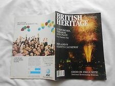 BRITISH HERITAGE Magazne-OCT/NOV,1988-GUNPOWDER,TREASON AND PLOT! GUY FAWKES DAY