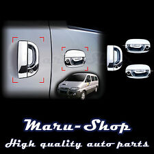 Chrome Door Handle Catch Cover Trim for 97~ Hyundai H-1/H200/Satellite/Starex