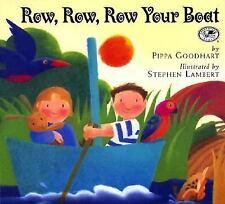 Row Row Row Your Boat-ExLibrary