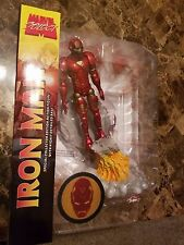 "Marvel Select Iron Man 7"" Action Figure - NiB 2013 Special Collectors Edition"