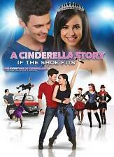 Another Cinderella Story: If The Shoe Fi  DVD NEW