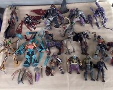 HUGE Todd McFarlane's Spawn Action Figure Lot Of 17 See Pictures For  Details