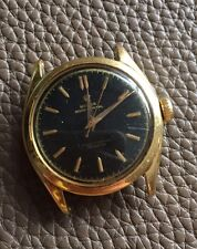 Rolex Vintage 6084 Oyster Perpetual 18k Yellow Gold Bubbleback Watch Rare
