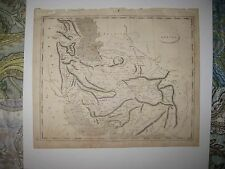 ANTIQUE 1805 PERSIA IRAN ARROWSMITH & LEWIS COPPERPLATE MAP MIDDLE EAST IRAQ NR