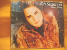 MAXI Single CD OH SUSANNA River Blue 3TR 1999 folk world country