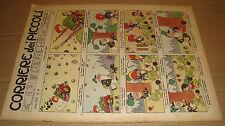 CORRIERE DEI PICCOLI 1953 NR.45 - SIGNOR BONAVENTURA -TAM-TAM - ULISSE