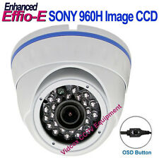 HIGH RESOLUTION 1/3 SONY 960H Effio-E 700TVL OUTDOOR NIGHT VISION IR CCTV CAMERA