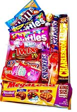 Awesome American Chocolate Candy Mega Selection Box 03 - Hershey, Nestle, Reese