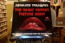 Rocky Horror Picture Show: Absolute Treasures 2xLP sealed red vinyl soundtrack