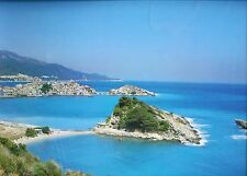 POSTER - A VIEW OF  SAMOS - GREECE  Brand New
