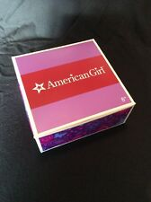 Genuine American Girl Accessories - Medium Sized Empty Box Only!