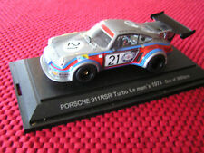 Ebbro Porsche 911 RSR Turbo LeMans 1974 Martini Racing lim.edit. 1/43 OVP rar