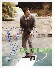 MICHAEL BUBLE SIGNED 10X8 PHOTO, GREAT STUDIO SHOT IMAGE, LOOKS GREAT FRAMED
