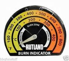 Rutland Thermometer for Stoves and Wood Fireplaces 701