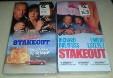 Stakeout & Another Stakeout VHS Sealed