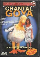 DVD ZONE 2--SPECTACLE--LE MONDE MAGIQUE DE CHANTAL GOYA VOL.3