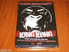 KING KONG 1933 - English / Español - DVD R2 - Edición remasterizada - Precintada